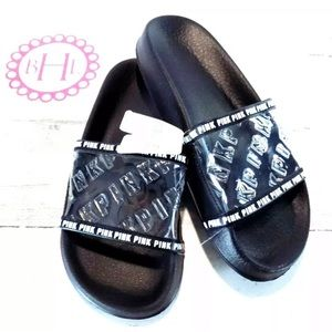 Victoria's Secret PINK Slide Sandals Small (5/6)